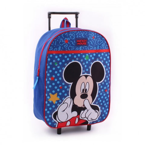 Trolley Mickey Mouse Dots and Stars | VADOBAG | RocketBaby.it