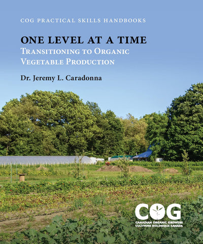 One Level at a Time: Transitioning to Organic Vegetable Production (E-BOOK)