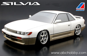 ABC Hobby (#66142) Nissan S13 Silvia Body Set