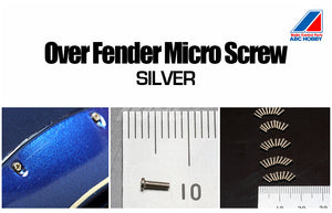 ABC Hobby (#69311) Micro Screw - Silver