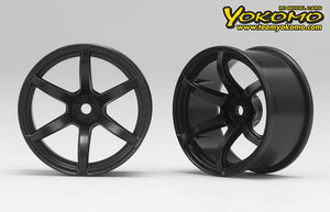 Yokomo RP Drift 6 Spoke - Black