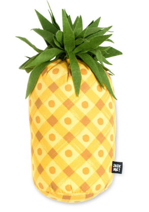 Sack Me Pineapple Cushion
