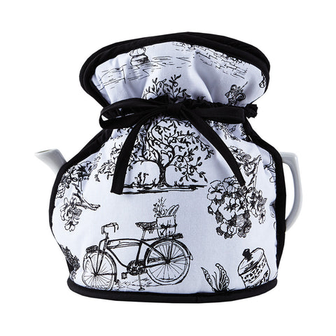 Cafe Toile Tea Cozy