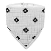Aden and Anais Lovestruck Mid Aztec Bandana Bib