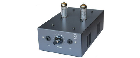 Tuba - Vacuum Tube Headphone Amplifier