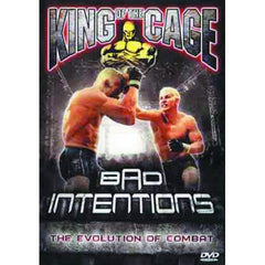DK104 - KING OF THE CAGE VOL. 14 BAD INTENTIONS