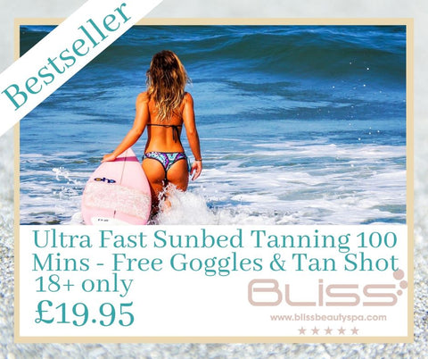sunbed deal leeds