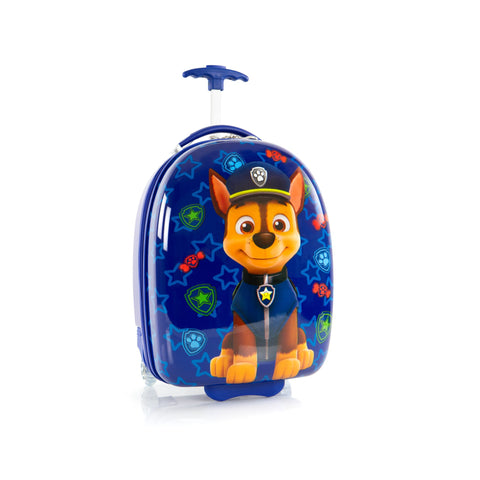 Nickelodeon Paw Patrol Kids Luggage - (NL-HSRL-RS-PL09-18AR)