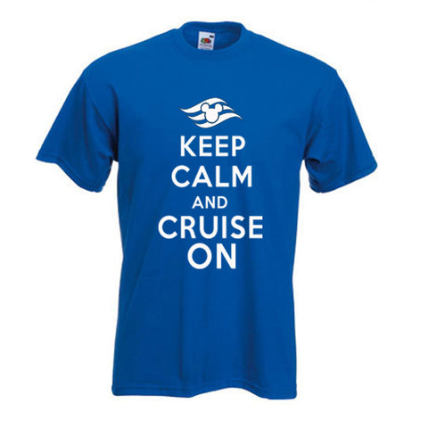 Keep Calm and Cruise ON Shirt
