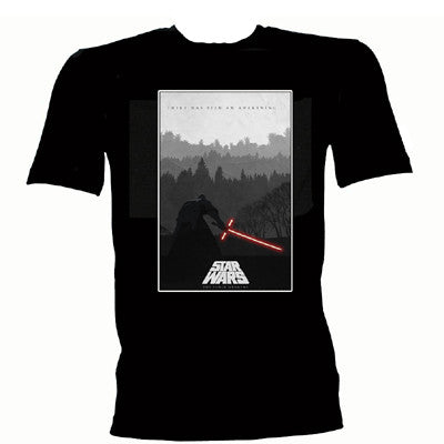 Star Wars Force awakens Shirt