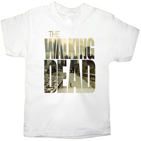 AMC The Walking Dead shirt
