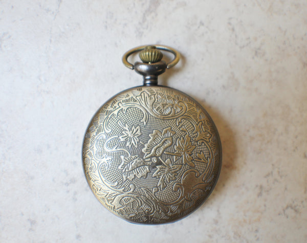 Buffalo Pocket Watch - Char's Favorite Things - 5