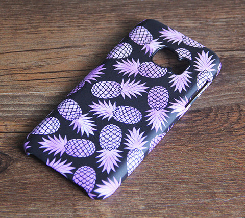 Pineapple Fruit Summer Samsung Galaxy S7 Edge/S7/S6 Edge Plus/S6 Edge/S6/S5/S4/Note 5/Note 4/Note 3 Case #474 - Acyc - 1