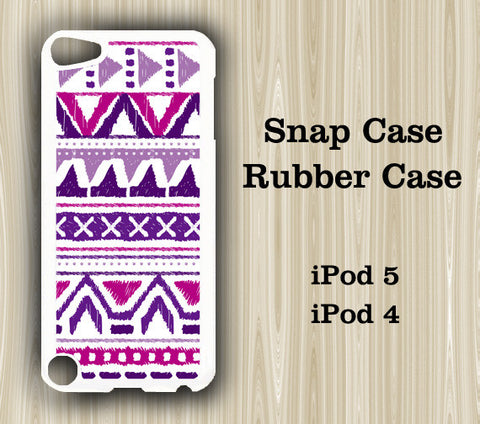Aztec Geometric Native American  iPod Touch 5 Case iPod Touch 4 Case - Acyc - 1
