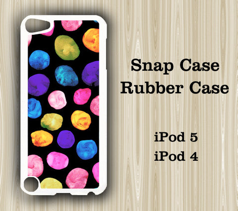Color Palette iPod Touch 5 Case iPod Touch 4 Case - Acyc - 1