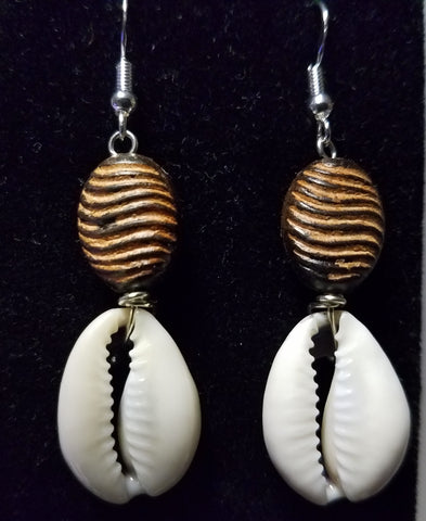 Cowrie Brown - D-Nadz Jewelry