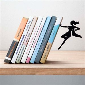 Supergirl Bookend
