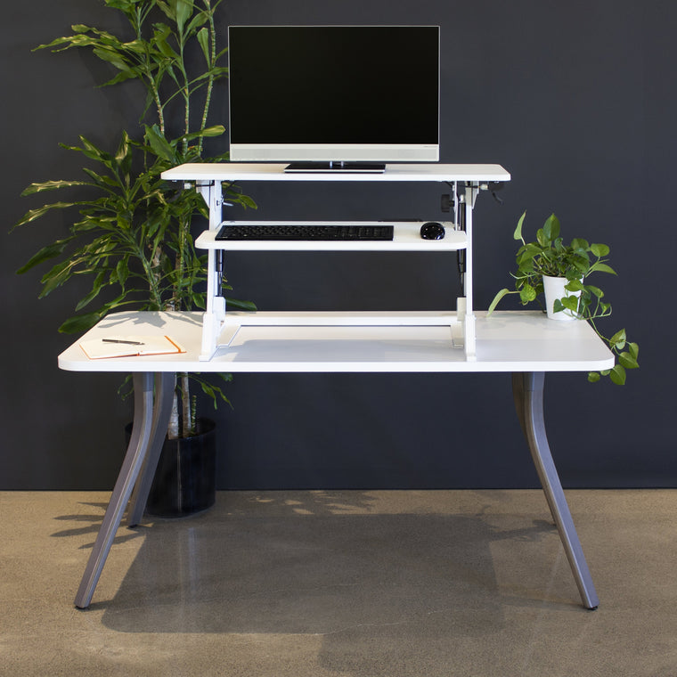 Quick Shift Desktop Sit-Stand