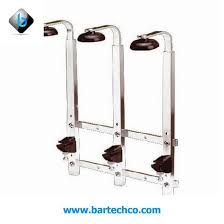 Wall Bracket 3 Bottles 70 cl/1 litre