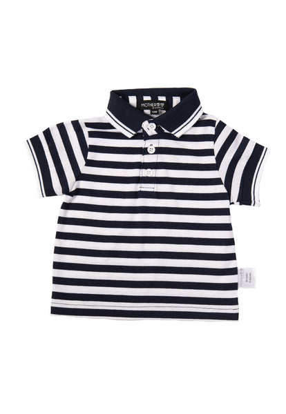 Sail Along Boy Polo Tee