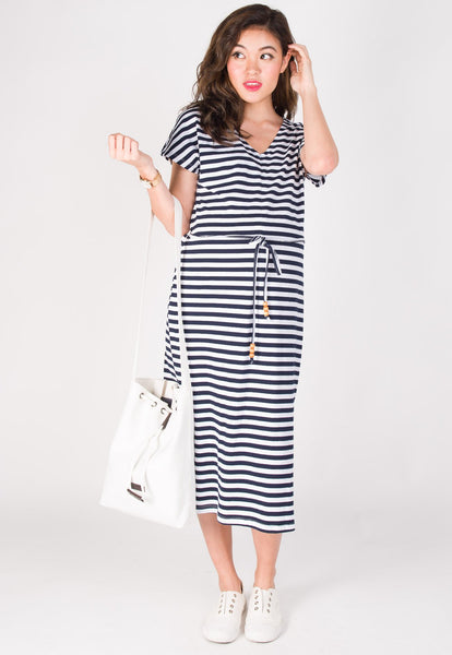 Sail Along Nursing Dress