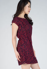 SALE Chester Lace Nursing Dress  by Jump Eat Cry - Maternity and nursing wear