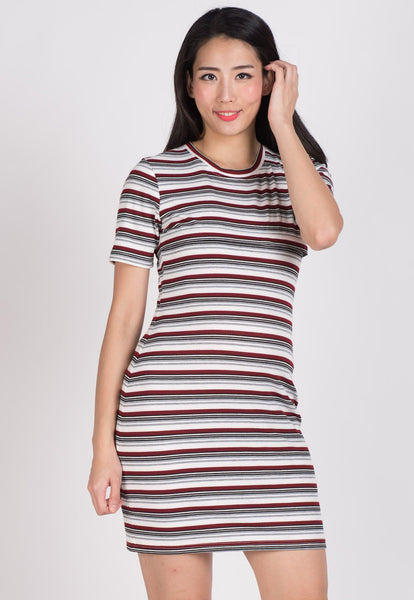 Tazza Knitted Bodycon Nursing Dress