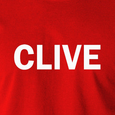 Derek And Clive - Peter Cook and Dudley Moore - Clive - Men's T Shirt