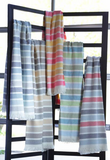 359 - Horizontal Multicolor Stripe Throw: 30% OFF at checkout!