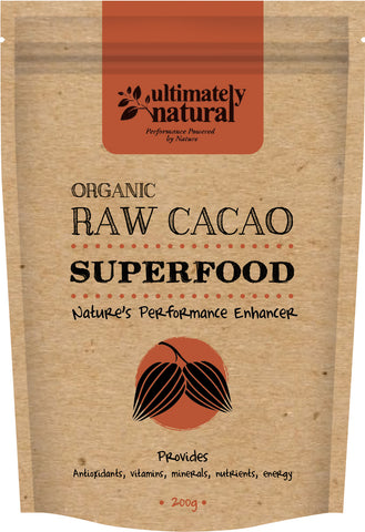 Organic Cacao | Raw Powder - Ultimately Natural