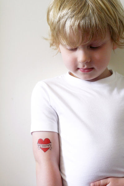 Big Brother temporary tattoo - a temporary tattoo by Tattoorary