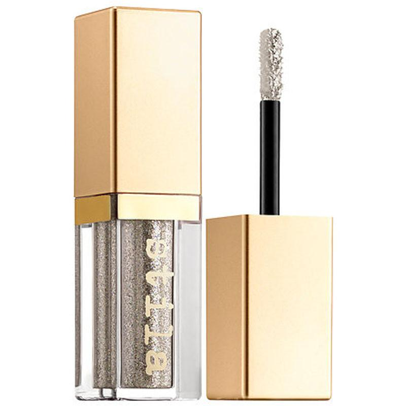 Stila Magnificent Metals Glitter & Glow Liquid Eye Shadow in Diamond Dust