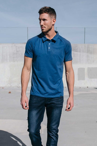 Havok Polo in Cobalt (2018)