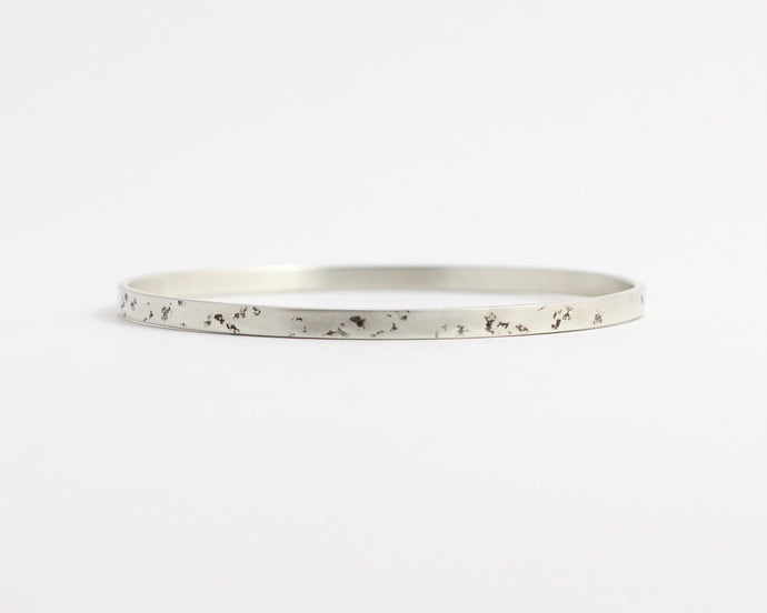 Distressed Bangle, [product_type} - Ash Hilton Jewellery