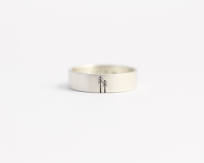 Woodland Ring - Medium, [product_type} - Ash Hilton Jewellery