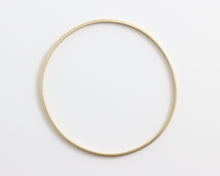 Yellow Gold Bangle, [product_type} - Ash Hilton Jewellery