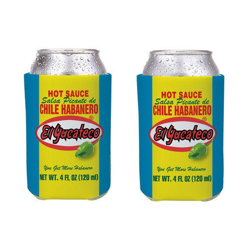 El Yucateco Koozie (Set of 2)