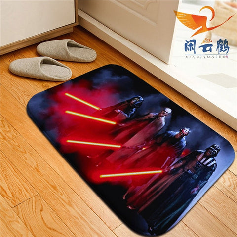 Star Wars (Storm Trooper) Printed Floor Mats