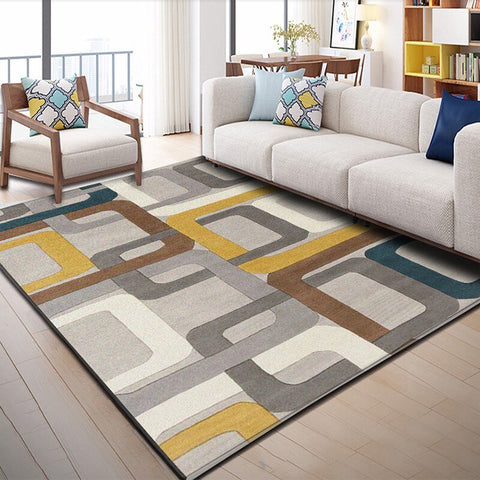 Abstract Art Carpet