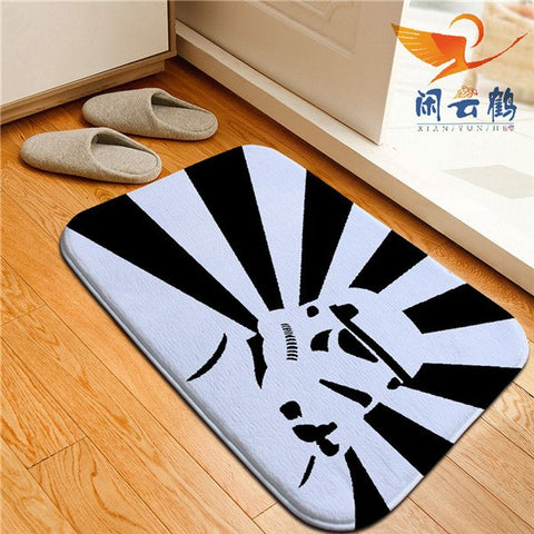 Star Wars Printed Floor Mats