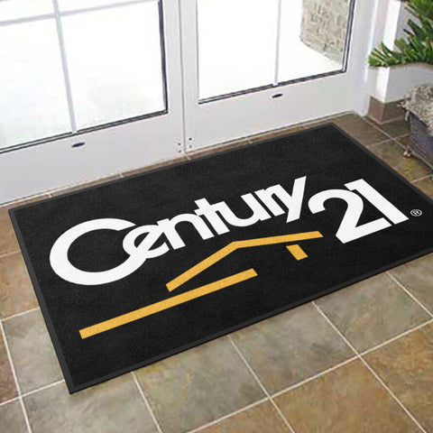 Real Living Logo Rug