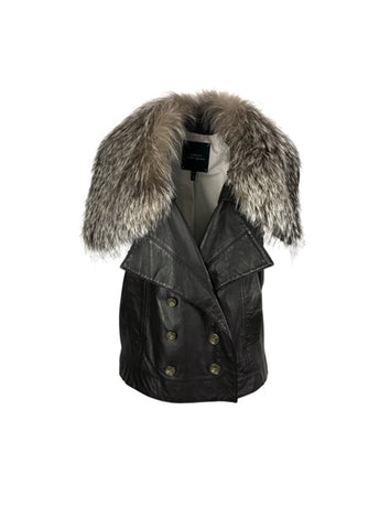 Robert Rodriguez S Brown Vest