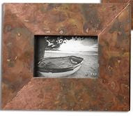 Ambrosia Copper Small Photo Frame