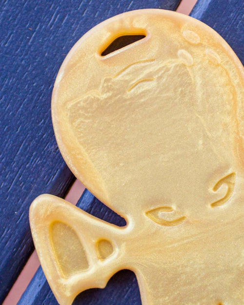 Helles Teeth Cthulhu Teether - Metallic Gold