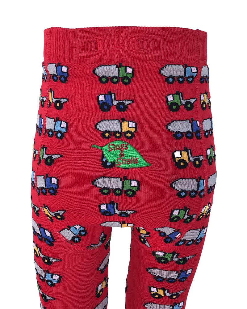 Slugs & Snails Loader Truck Tights