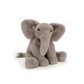 Elefant fra Jellycat - EM2EL - Emile Elephant Medium.