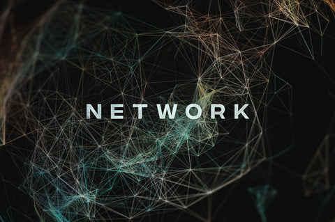 EPS Network Vectors - Collection - RuleByArt