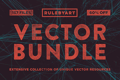 Extensive Vector EPS Art Bundle - Collection - RuleByArt
