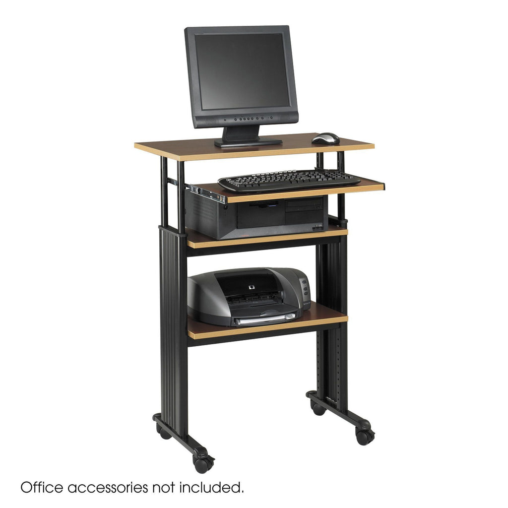 Height-Adjustable Muv™ Stand-up Desk by Safco from Fitneff Canada