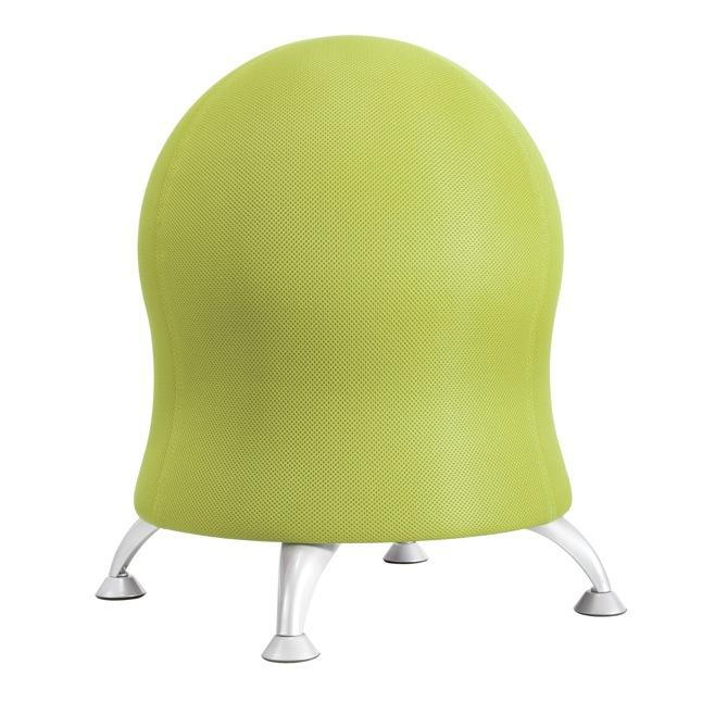 Focal Upright ergonomic Active ball chair from Fitneff Canada - grass
